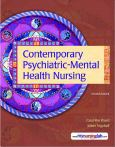 Contemporary-Psychiatric Mental Health Nursing. Text With Cd-Rom For Macintosh And Windows