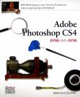 Adobe Photoshop Cs4 One-On-One. Text With Dvd