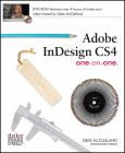 Adobe Indesign Cs4 One-On-One. Text With Dvd