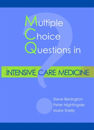 Multiple Choice Questions In Intensive Care Medicine | UNO