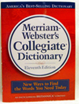 M-W Collegiate Dictionary 11Th Ed