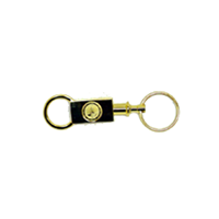 2-Section Keychain