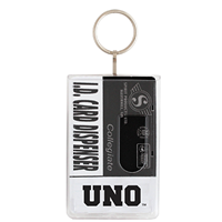 Id Card Holder W. Key Ring