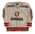 Youth Hockey Jersey In White