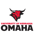 University of Nebraska Omaha Bull Logo Decal