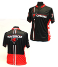 Men's Uno Bike Jersey 3/4 Front Hidden Zipper