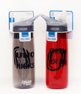 Camelbak In Red Or Charcoal Uno Mavericks/O Logo