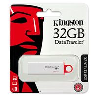Kingston 32GB DataTraveler