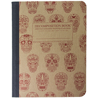 Michael Roger Decomposition Book Sugar Skulls
