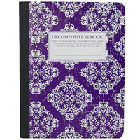 Michael Roger Decomposition Book Victoria Purple