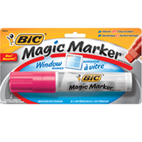 Bic Window Magic Marker