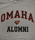 Oxford Grey T-Shirt - Alumni