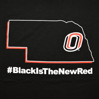 #Blackisthenewred T-Shirt (SKU 10937006123)