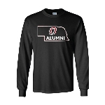 State Outline Long Sleeve Tee