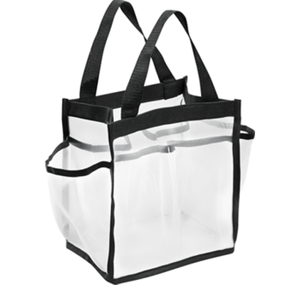 Nylon And Mesh Shower Caddy Tote (SKU 11003670102)