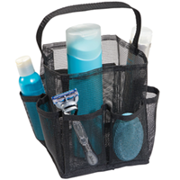Una Carry-All Mesh Shower Caddy