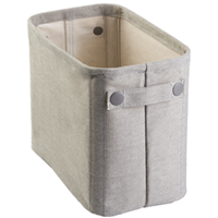 Fabric Storage Bin, Large