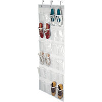 Over The Door Shoe & Accessory Organizer