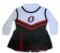 2-Piece Cheer Uniform