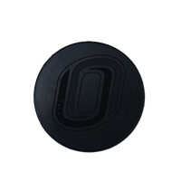 Hockey Puck Bottle Opener + Magnet