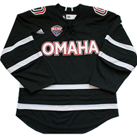 Adidas Replica Hockey Jersey, Black