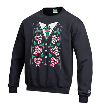 *Ugly Holiday Sweatshirt (SKU 11028734123)
