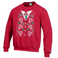 *Ugly Holiday Sweatshirt