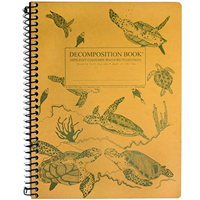 Michael Roger Decomposition Book Sea Turtles