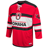 Lace -Up Hockey Jersey