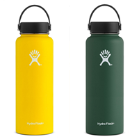 Hydro Flask Wide Mouth, Flip Lid 20 Oz. Bottle