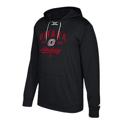 Adidas Hockey Lace-Up Hoodie (SKU 11071112123)
