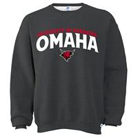 •Classic University Bull Icon Sweatshirt