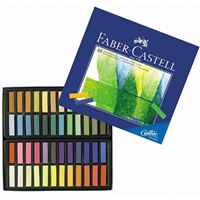 Faber-Castell® Creative Studio Soft Pastel 48-Color Set