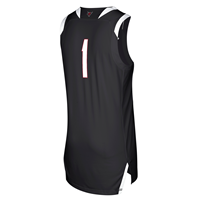 Adidas Replica Basketball Jersey, black