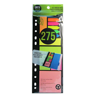 Onyx & Green Sticky Note Combo Pack