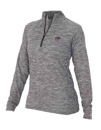 Women's Uno Alumni 1/4 Zip Sweatshirt