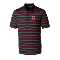 Men's C&B Striped Polo