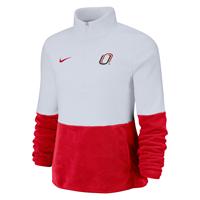 Nike Half Zip Microfleece Jacket