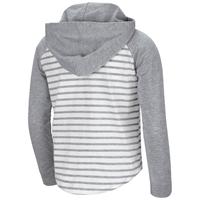 Colosseum Youth Mavericks Love Striped LS Shirt