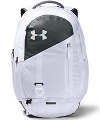 UA Hustle 4.0 O Logo Backpacks