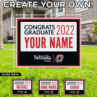 17 X 22 Congrats Graduate 2021 Yard Sign