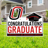 19 X 22 Congratulations Graduate Yard Sign