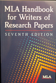 Mla Handbooks For Writers Of Research Papers